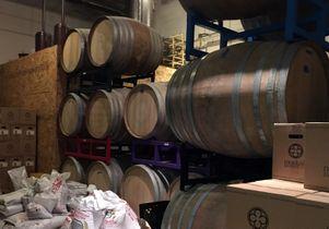 Monkish Barrels