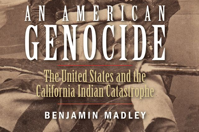 An American Genocide book cover