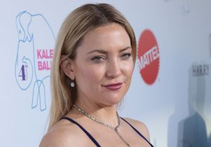 Kate Hudson at Kaleidoscope Ball 2016