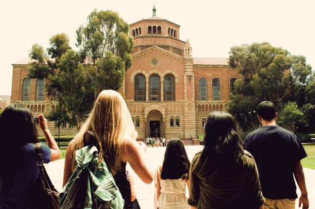 Students - Royce Hall