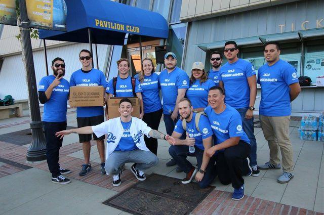UCLA student veterans