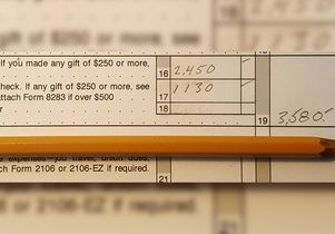 charitable giving records