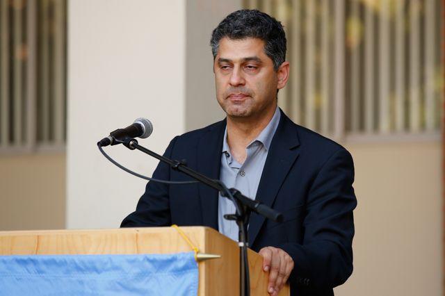Professor Pirouz Kavehpour