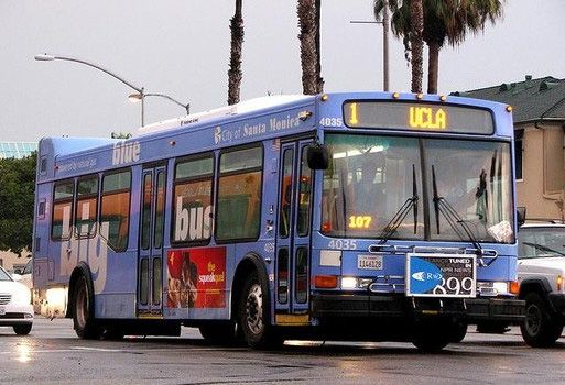 Starting June 12 Route Changes On Big Blue Bus To Ucla