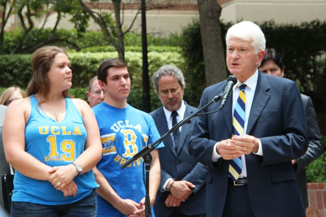 Chancellor Block announces safety task force