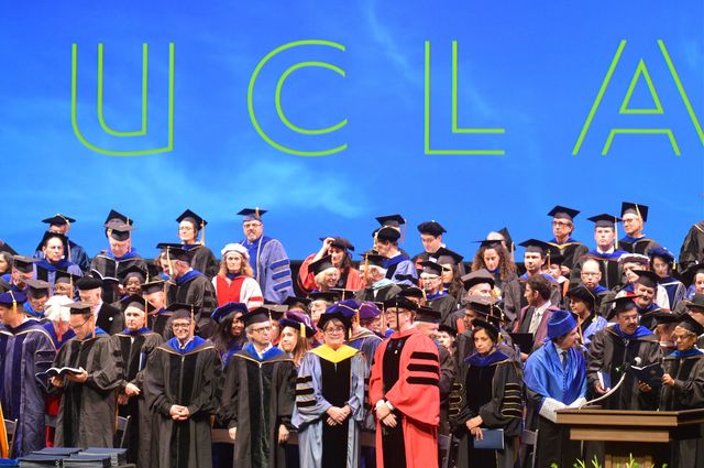 UCLA faculty members