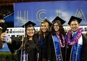 UCLA Commencement 2016