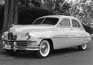 1950 Packard Sedan