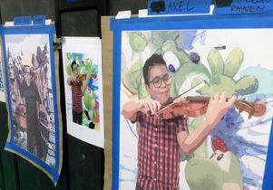 Student portrait Baca Academy