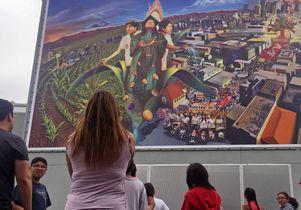 Gente del Maiz at Baca Academy