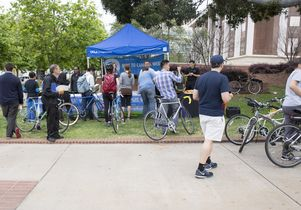 Bike Week at UCLA
