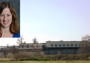 Laura Abrams and Oregon State Penitentiary in Salem