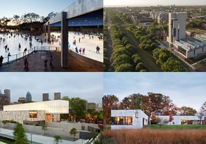 Selected works by Tod Williams Billie Tsien Architects