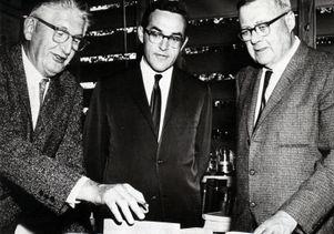 Stafford Warren, Sherman Mellinkoff, John Field