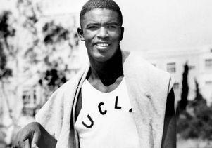Jackie Robinson at UCLA