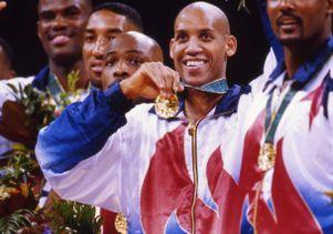 Reggie Miller, 1996 Olympics