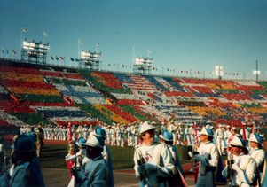 UCLA Marching Band 1984 Olympics