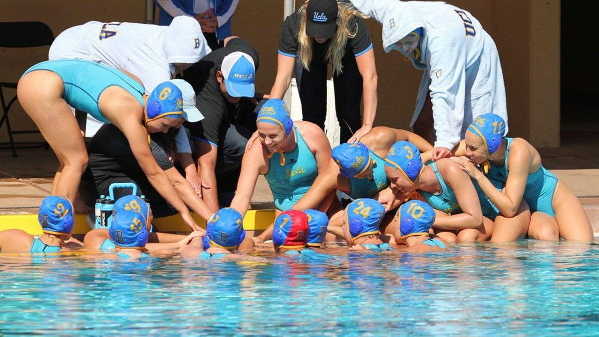UCLA water polo
