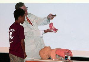 student w respiratory therapist