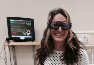UCLA study shows eye-tracking technology improves nursing