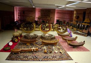 Thai instrument collection