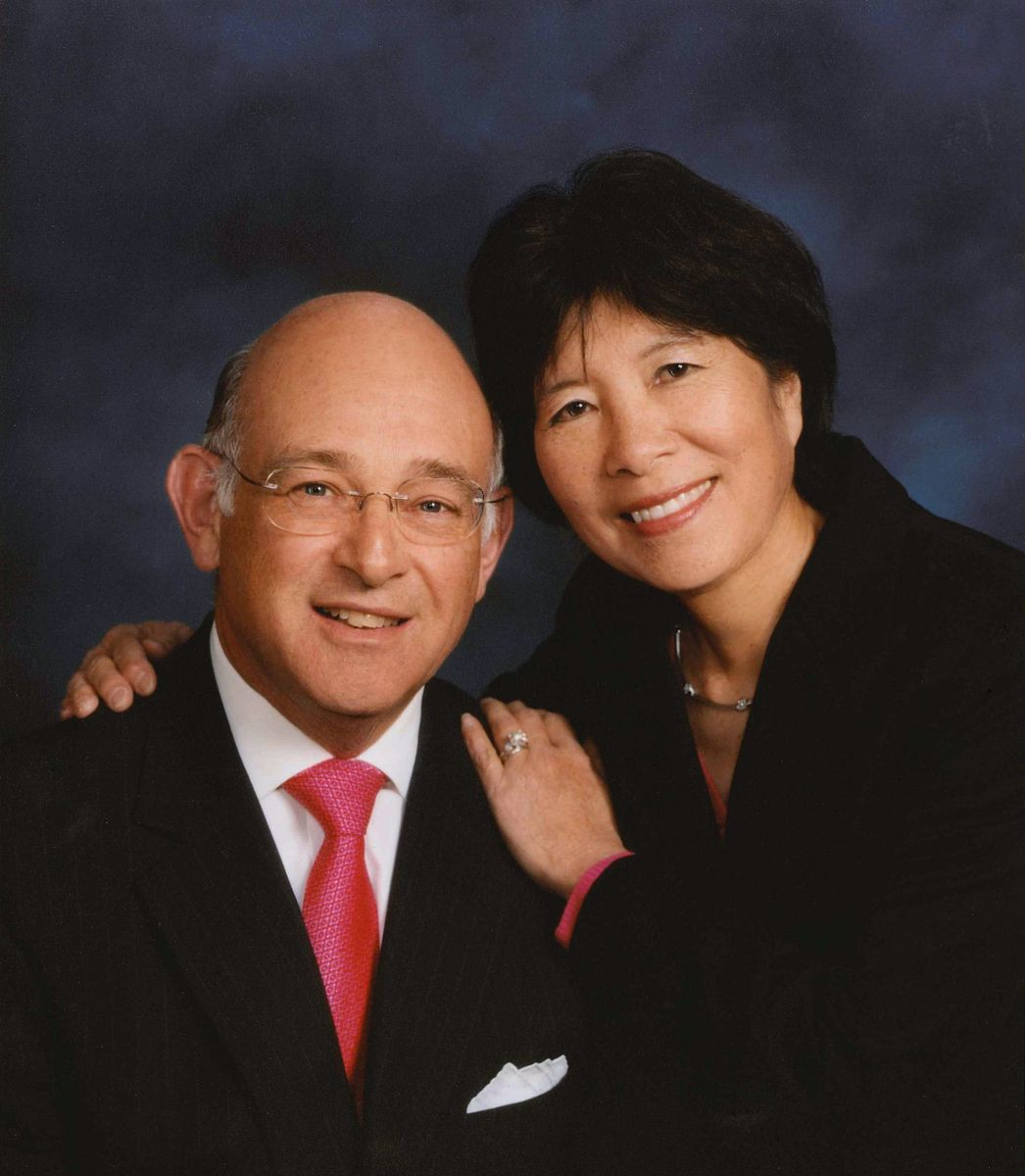 Ronald and Valerie Sugar