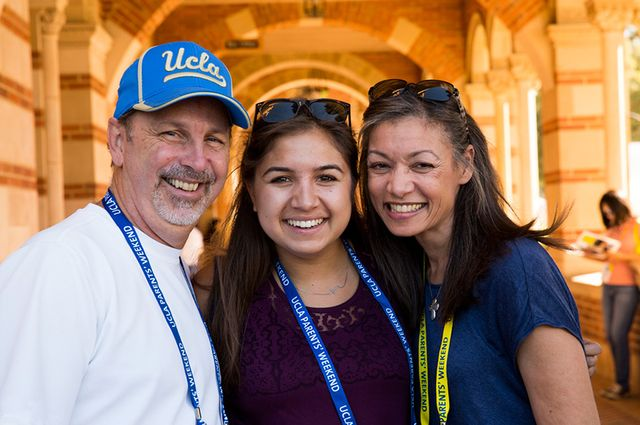 Bruin Parents Weekend