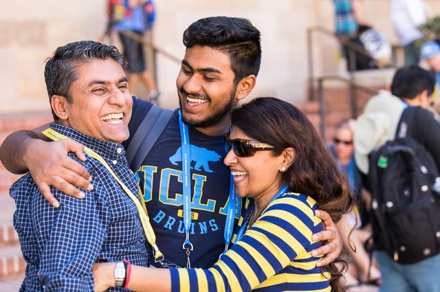 Bruin Family Weekend 2016