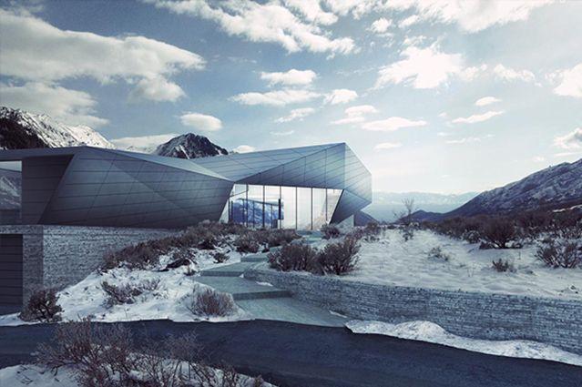 Concept plan for Emigration House
