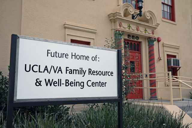 UCLA/VA Family Resource and Well-Being Center
