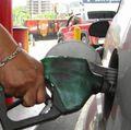 Pumping gas in Venezuela