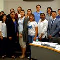 Participants in the UCLA Law Fellows Program