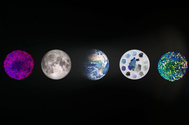 Art of Science spheres