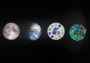 Art of Science spheres