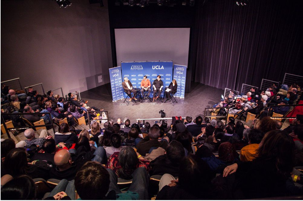Jan. 18 Zócalo/UCLA panel discussion