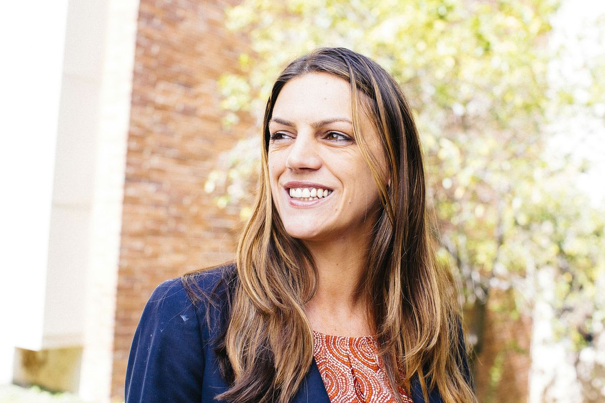 Lara Ray at UCLA