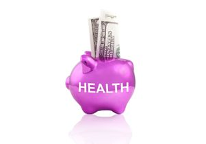 Health care piggy bank