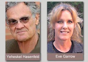 """Yeheskel """"Zeke"""" Hasenfeld and Eve Garrow"""