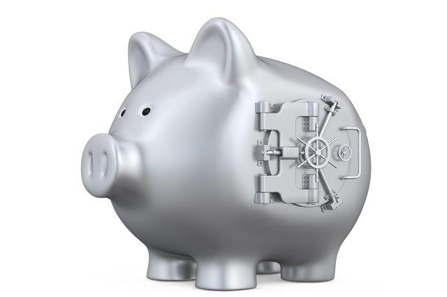 Piggy Bank vault