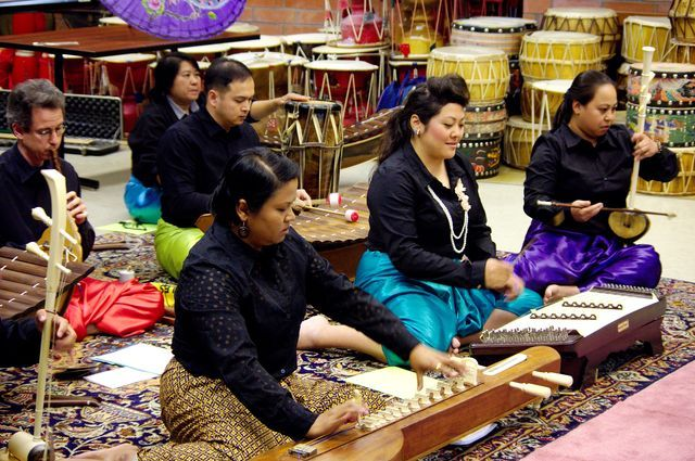 March 11-12: Traditional music and ritual of Thailand | UCLA