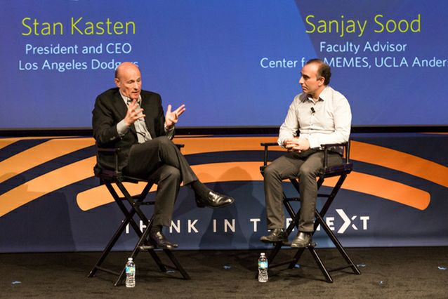 Stan Kasten in conversation with Sanjay Sood