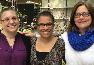 Erin Sanders, Gina Poe, Megan McEvoy