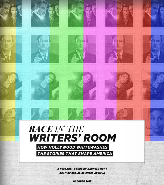 Race in the Writers' Room cover