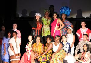IEW Fashion Show