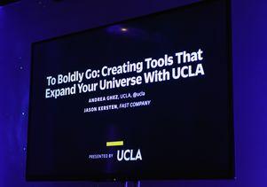 Fast Company UCLA