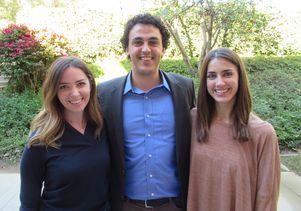 Kirschbaum scholarship recipients