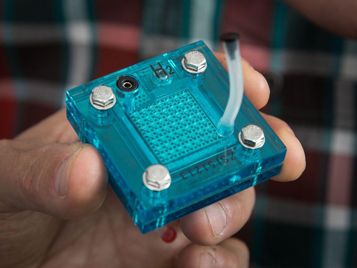 UCLA energy device