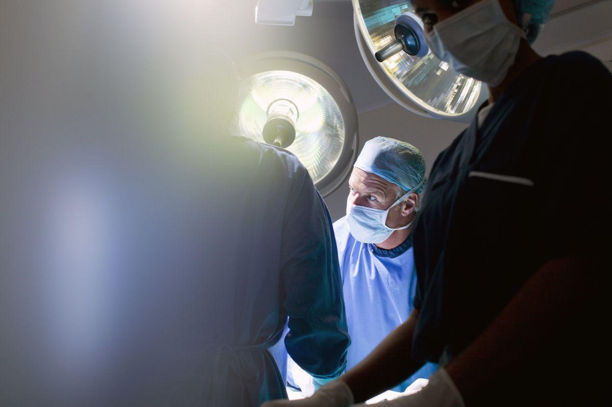 Operating room surgeons