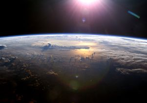 Nitrogen chemistry in Earth's atmosphere
