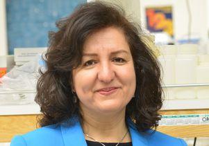Mansoureh Eghbali